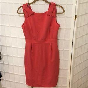 J. Crew bow shoulder dress size 2